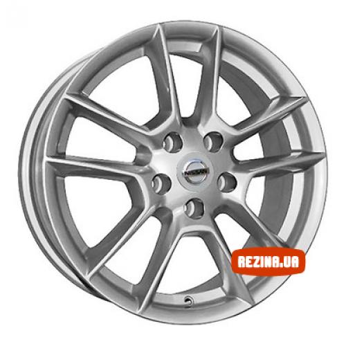 Купить диски Replica Nissan (NI520d) R17 5x114.3 j7.0 ET42 DIA66.1 silver