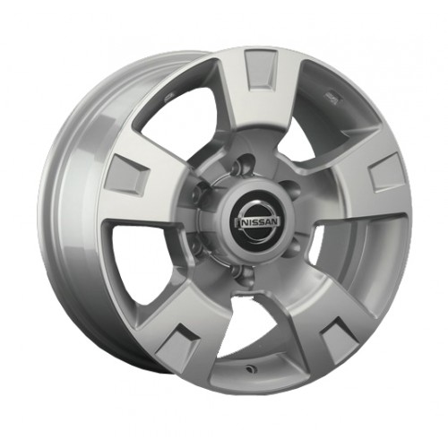 Купить диски Replay Nissan (NS5) R16 6x139.7 j8.0 ET10 DIA110.5 SF