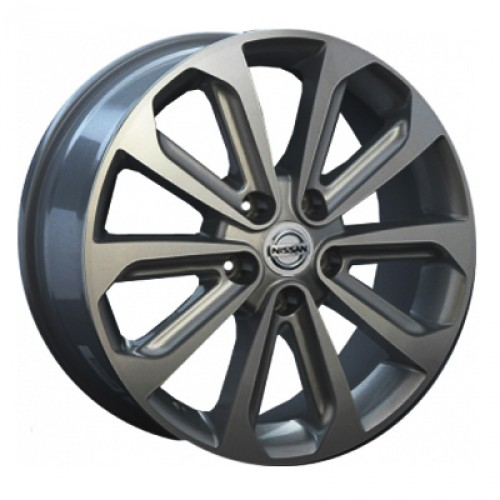 Купить диски Replay Nissan (NS69) R17 5x114.3 j7.0 ET45 DIA66.1 GMF