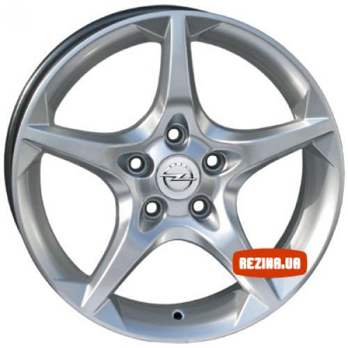 Купить диски Replica Opel (OPL5154TL) R16 5x110 j6.5 ET38 DIA65.1 HS