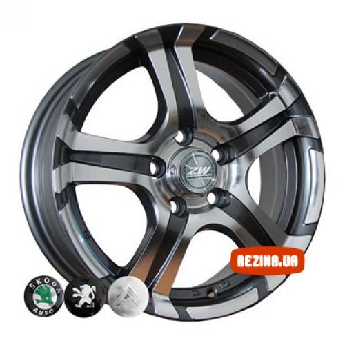 Купить диски Replica Peugeot (745) R14 4x108 j5.5 ET25 DIA65.1 EP