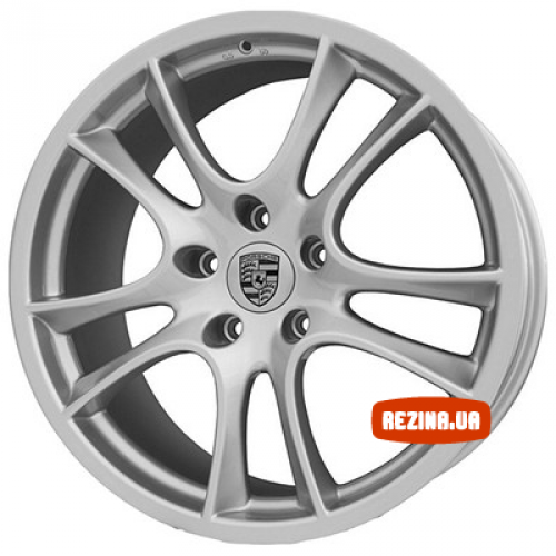 Купить диски Replica Porsche (PO712x) R20 5x130 j9.0 ET60 DIA71.6 HS
