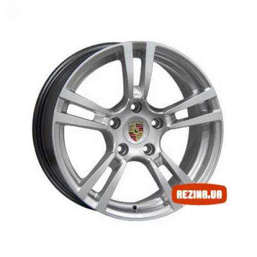 Купить диски Replica Porsche (PO960x) R18 5x130 j8.0 ET50 DIA71.6 HS