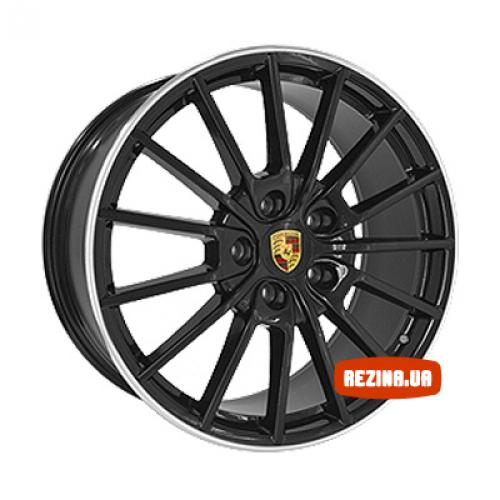 Купить диски Replica Porsche (PR878) R20 5x130 j9.5 ET60 DIA71.6 BMLP