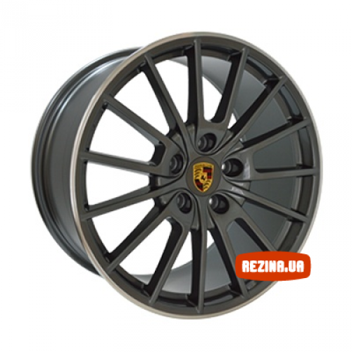 Купить диски Replica Porsche (PR878) R20 5x130 j9.5 ET60 DIA71.6 GMLP