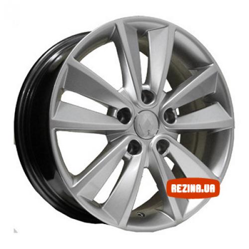 Купить диски Replica Renault (D033) R16 5x114.3 j6.5 ET45 DIA66.1 HS