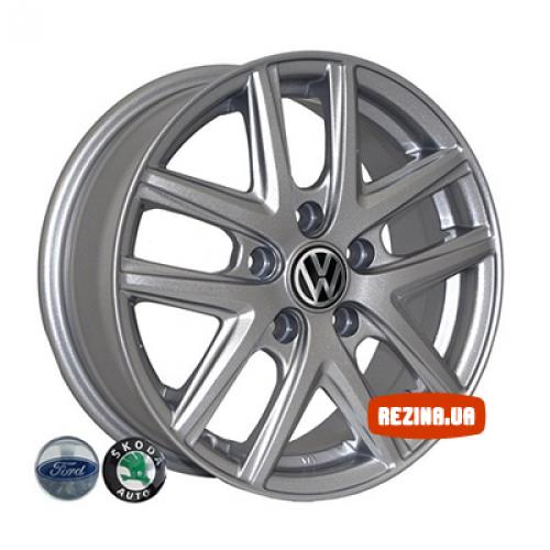 Купить диски Replica Skoda (4925) R15 5x112 j6.0 ET45 DIA57.1 SL