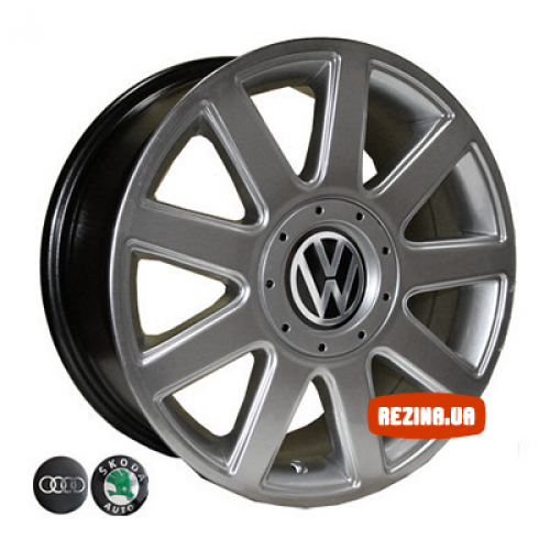 Купить диски Replica Skoda (Z317) R15 5x100 j7.0 ET40 DIA57.1 HS