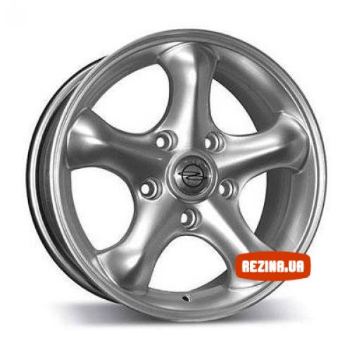 Купить диски Replica Ssang Yong (594) R16 5x130 j7.0 ET43 DIA84.1 silver