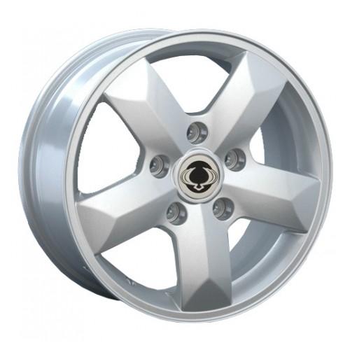 Купить диски Replay Ssang Yong (SNG7) R16 5x130 j7.0 ET43 DIA84.1 MB
