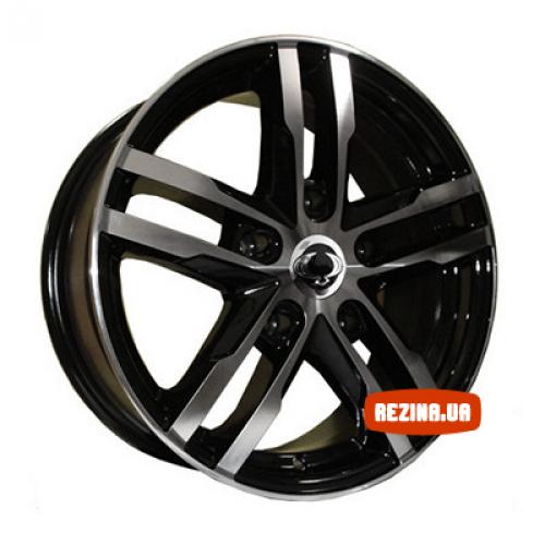 Купить диски Replica Ssang Yong (Z456) R16 5x130 j6.5 ET43 DIA84.1 BMF