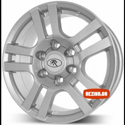 Купить диски Replica Toyota (268) Prado R17 6x139.7 j7.5 ET30 DIA106.2 Chrome
