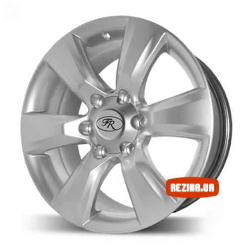 Купить диски Replica Toyota (272) R18 6x139.7 j7.5 ET25 DIA106.2 HS