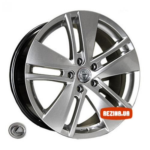 Купить диски Replica Toyota (7395) R18 5x114.3 j8.0 ET45 DIA60.1 HS