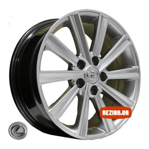 Купить диски Replica Toyota (D5023) R17 5x114.3 j7.0 ET40 DIA60.1 HS