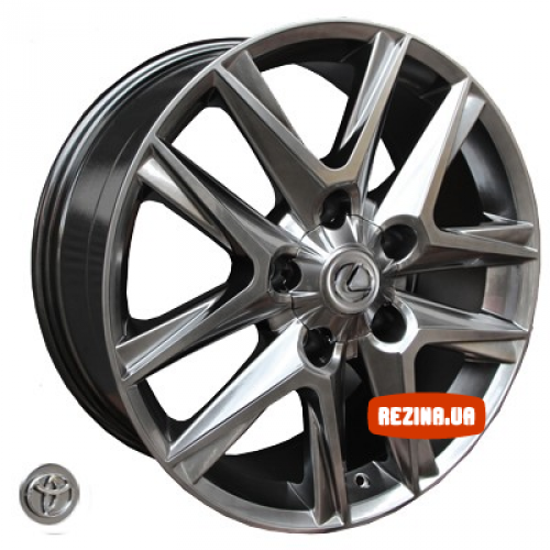 Купить диски Replica Toyota (D5042) R20 5x150 j8.5 ET43 DIA110.2 HB