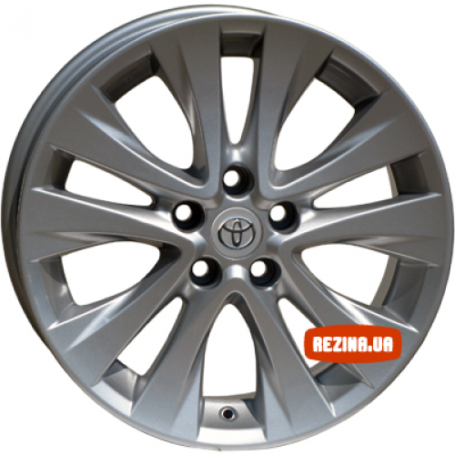 Купить диски Replica Toyota (TY016d) R18 5x114.3 j7.5 ET38 DIA60.1 HS