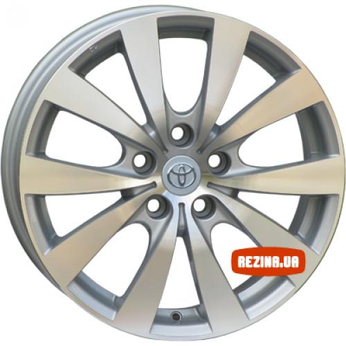 Купить диски Replica Toyota (TY041d) R16 5x114.3 j7.0 ET45 DIA60.1 HS