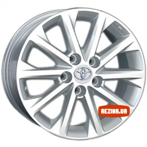 Купить диски Replica Toyota (TY119) R16 5x114.3 j6.5 ET45 DIA60.1 silver