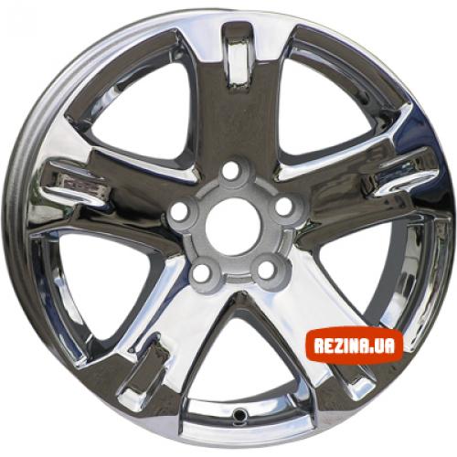 Купить диски Replica Toyota (TY21) R16 5x114.3 j7.0 ET35 DIA60.1 Chrome