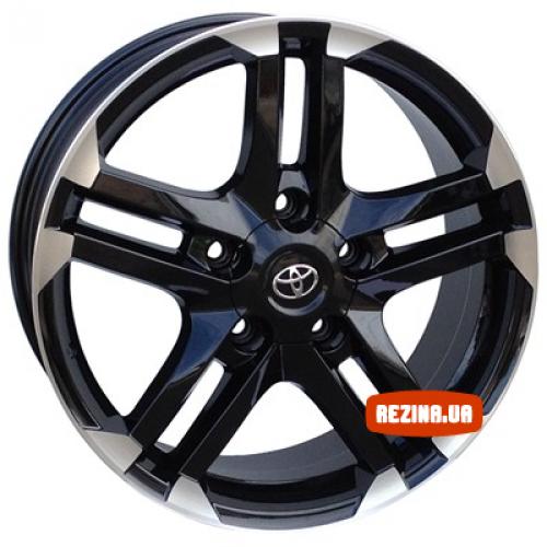Купить диски Replica Toyota (TY232d) R22 5x150 j9.0 ET40 DIA110.2 MB