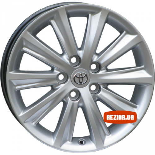 Купить диски Replica Toyota (TY300) R17 5x114.3 j7.0 ET45 DIA60.1 HS