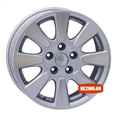 Купить диски Replica Toyota (TY309TL) R16 5x114.3 j6.5 ET45 DIA60.1 MS