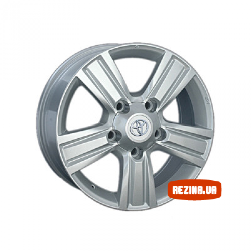 Купить диски Replica Toyota (TY563) R20 5x150 j8.5 ET60 DIA110.1 silver