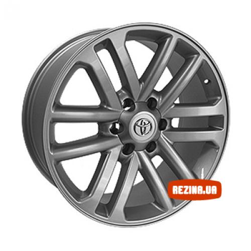 Купить диски Replica Toyota (TY6005) R20 6x139.7 j8.5 ET25 DIA106.2 silver