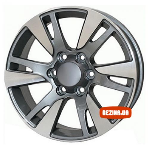 Купить диски Replica Toyota (TY6012) R20 6x139.7 j9.0 ET25 DIA106.2 GMF
