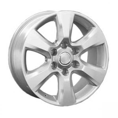 Купить диски Replica Toyota (TY68) R18 6x139.7 j7.5 ET25 DIA106.1 silver
