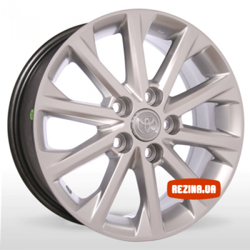 Купить диски Replica Toyota (TY9011d) R16 5x114.3 j6.5 ET45 DIA60.1 HS