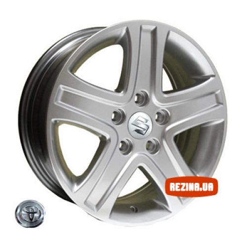 Купить диски Replica Toyota (Z355) R16 5x114.3 j6.5 ET45 DIA60.1 HS