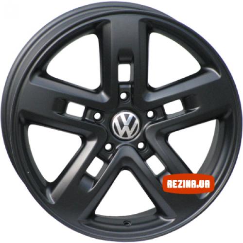 Купить диски Replica Volkswagen (VO010d) R16 5x120 j6.5 ET51 DIA65.1 silver