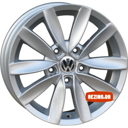 Купить диски Replica Volkswagen (VO015d) R16 5x112 j7.0 ET40 DIA57.1 HS