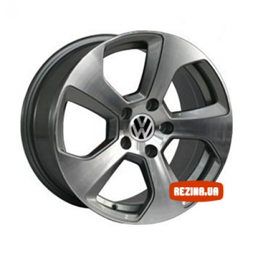 Купить диски Replica Volkswagen (VO5101d) R18 5x112 j7.5 ET45 DIA57.1 MB