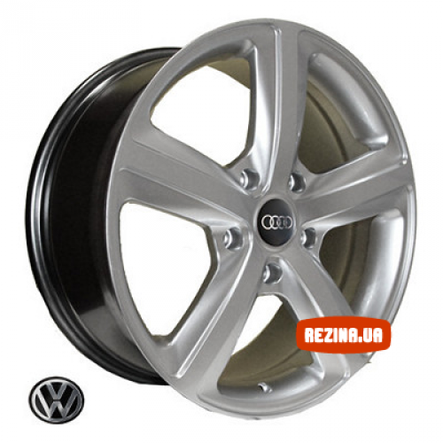 Купить диски Replica Volkswagen (Z243) R18 5x130 j8.0 ET55 DIA71.6 HB
