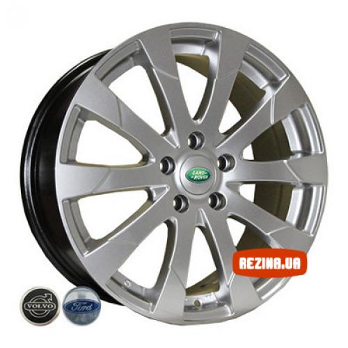 Купить диски Replica Volvo (7308) R17 5x108 j7.5 ET55 DIA63.4 HS