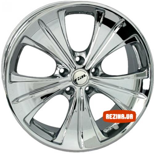 Купить диски Rial Ancona R18 5x112 j8.0 ET45 DIA70.1 polar silver