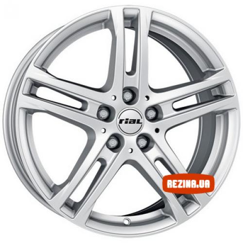 Купить диски Rial Bavaro R15 5x114.3 j6.0 ET47 DIA70.1 polar silver