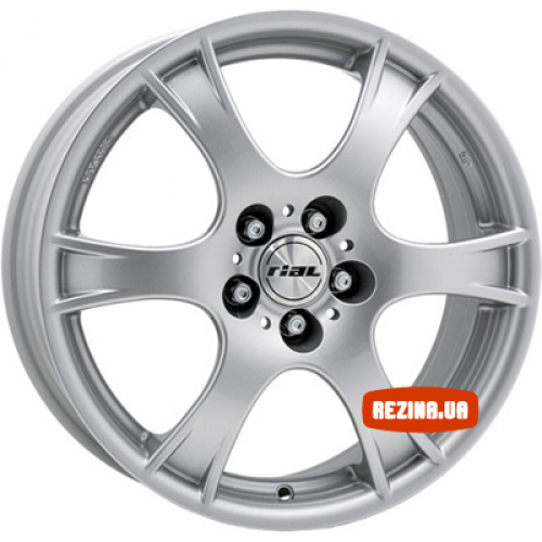Купить диски Rial Campo R14 4x100 j5.5 ET43 DIA63.3 polar silver