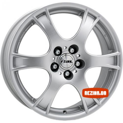 Купить диски Rial Campo R15 5x114.3 j6.5 ET45 DIA70.1 silver
