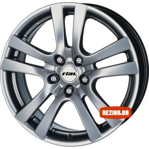 Купить диски Rial COMO R15 5x112 j7.0 ET38 DIA70.1 Супер серебро