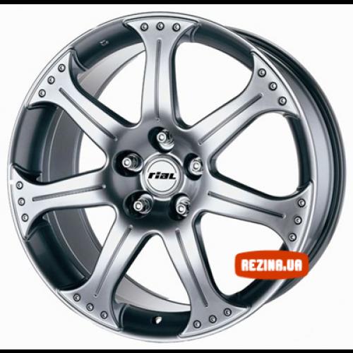 Купить диски Rial Faro R20 5x120 j9.0 ET52 DIA65.1 polar silver