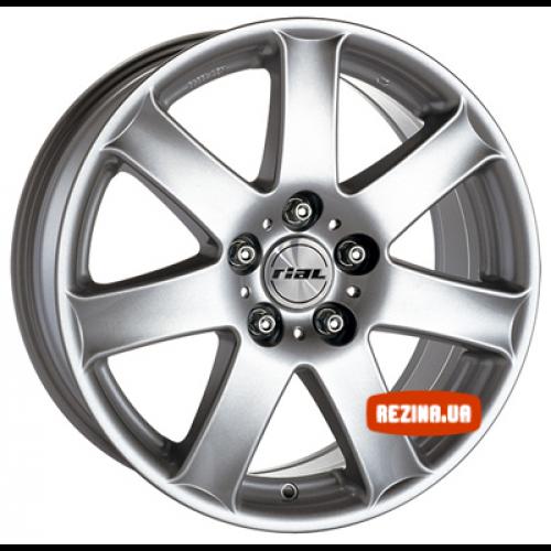 Купить диски Rial Flair R15 5x120 j7.0 ET39 DIA72.6 polar silver