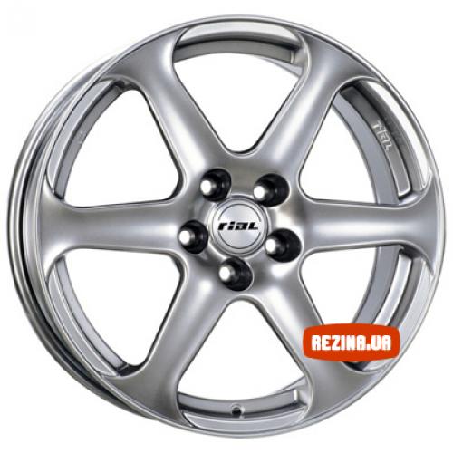 Купить диски Rial LeMans R15 5x110 j7.0 ET38 DIA65.1 polar silver