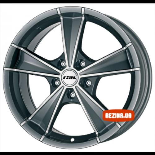 Купить диски Rial Roma R16 5x114.3 j7.5 ET48 DIA70.1 MP
