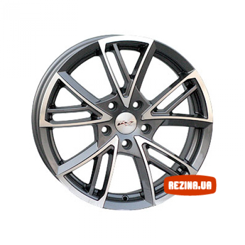 Купить диски RS Wheels 0060TL R17 5x114.3 j7.0 ET45 DIA67.1 MG