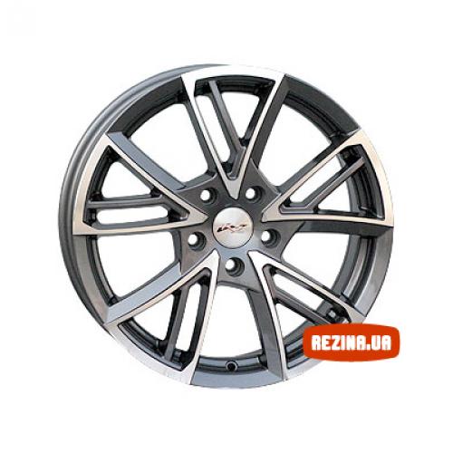 Купить диски RS Wheels 0060TL R16 5x114.3 j6.5 ET45 DIA67.1 MG