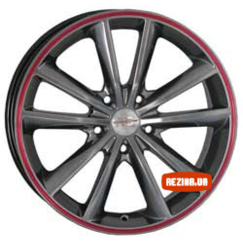 Купить диски RS Wheels 0088 R17 5x114.3 j7.0 ET42 DIA69.1 HS